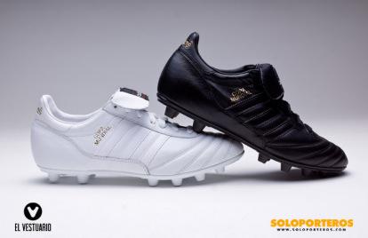 Diez años Ventilación Siesta  Ediciones Black & White de adidas - Blogs - Tienda de fútbol Fútbol Emotion
