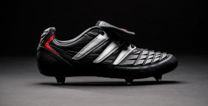 dedo mental Descripción del negocio  Historia de las botas de fútbol adidas Predator - Blogs - Tienda de fútbol  Fútbol Emotion
