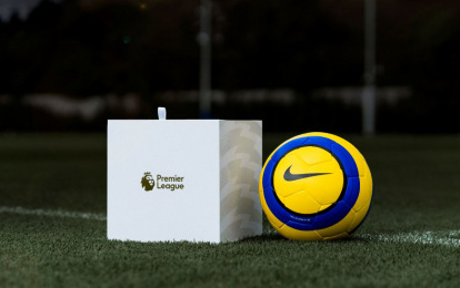 detrás Muchas situaciones peligrosas Distinción  Balón Nike T90 Merlín para Premier League - Blogs - Tienda de fútbol Fútbol  Emotion