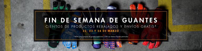 4281c509f Guantes de portero en la mayor tienda para porteros de fútbol de España -  Tienda de fútbol Fútbol Emotion