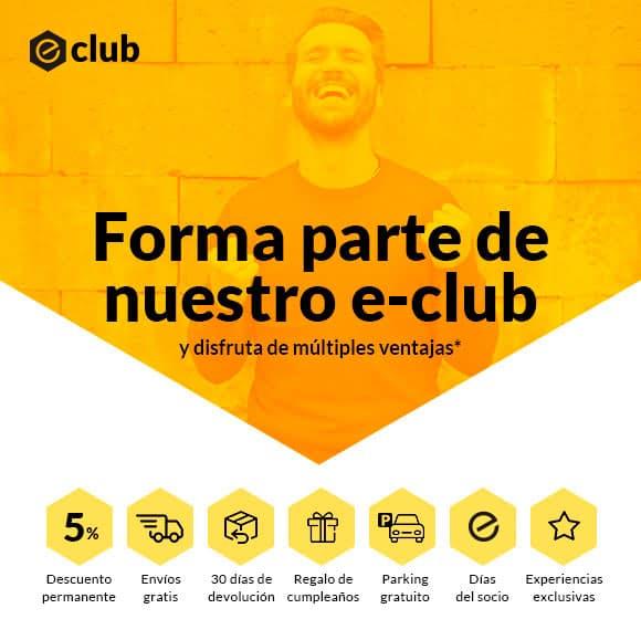 tarjeta e-Club Fútbol Emotion