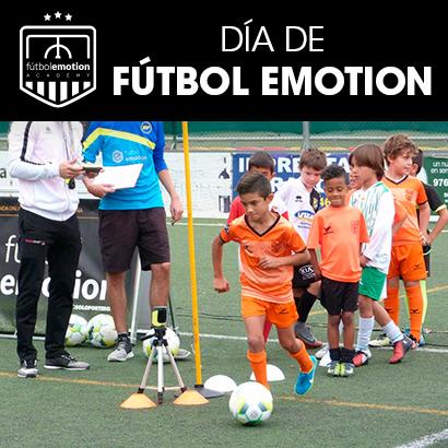 El día de Fútbol Emotion
