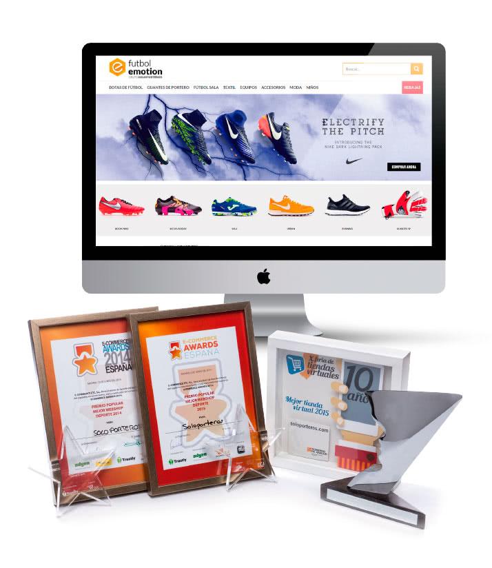 Premio a la mejor tienda virtual
