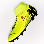 Personnalisation des chaussures de football