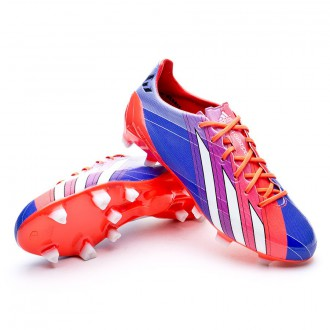 Kids adizero F50 TRX FG Messi Turbo-Purple