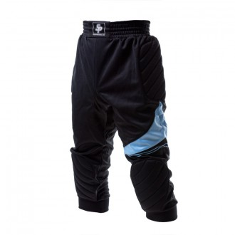 Capri pants  SP Fútbol Andreas II Black-Blue