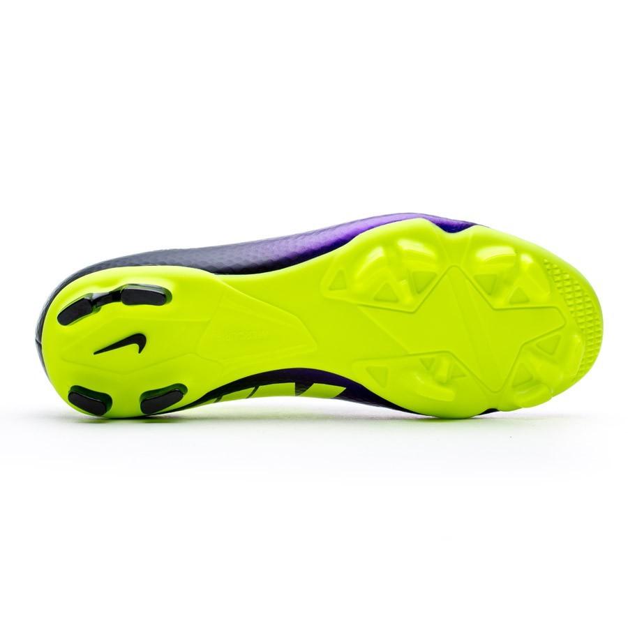 0c90403f3 Football Boots Nike Jr Mercurial Victory IV FG Pure purple-Volt - Tienda de fútbol  Fútbol Emotion