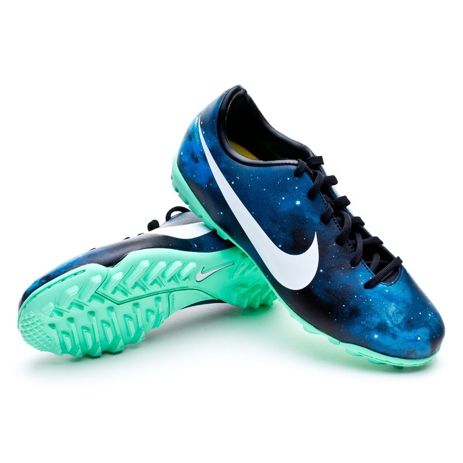 nike mercurial victory galaxy turf black