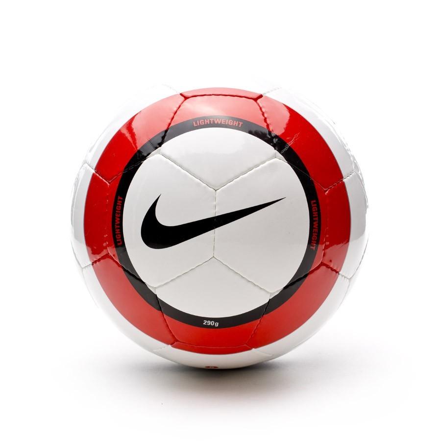 online store 7eeae 7a7fb Balón Nike Lightweight 290 Gr Blanco-Rojo - Soloporteros es ahora Fútbol  Emotion