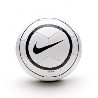 Bola de Futebol  Nike HG Acuto Team Branco-Preto