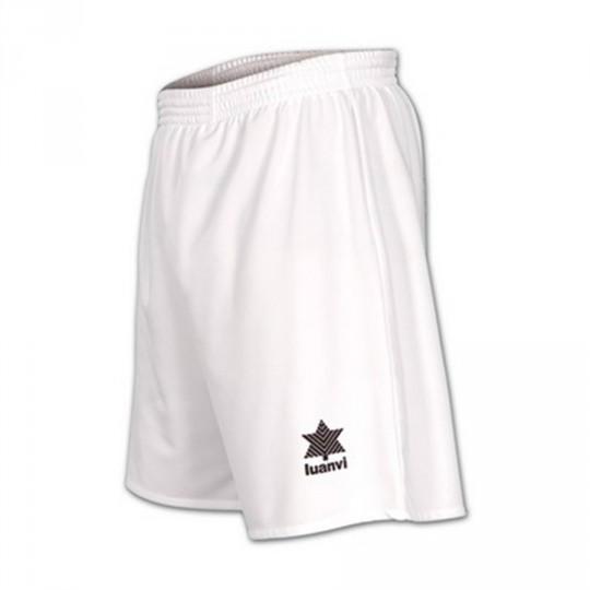 Shorts  Luanvi Standard White