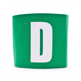 Captain's Armband  Mercury Delegate Green