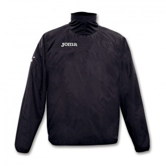 Raincoat Joma Combi Windbreaker Black