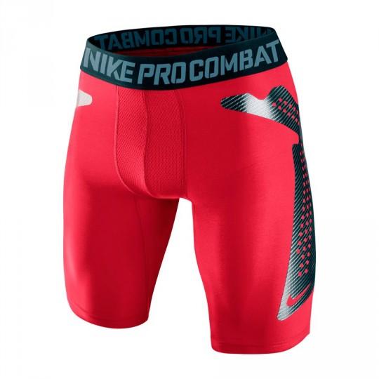 Malla  Nike Nike Pro Combat Roja