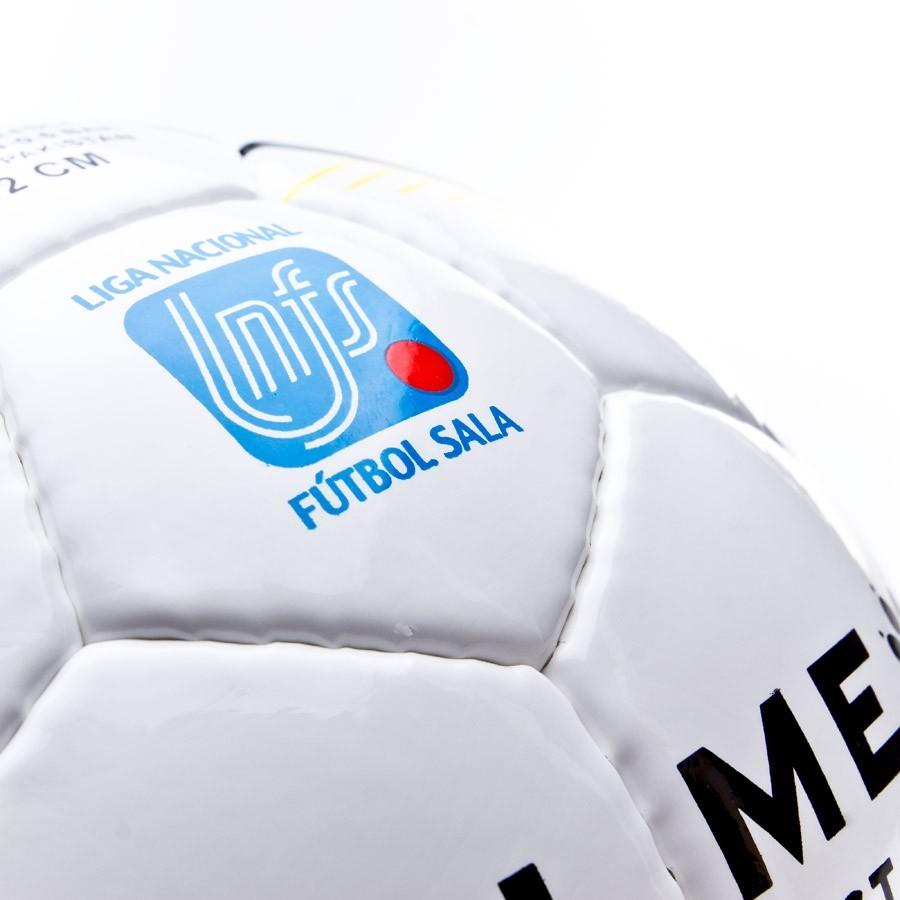 Balón Kelme Oficial LNFS Star 13 Blanco-Verde - Soloporteros es ... bc4b4d8c691ed
