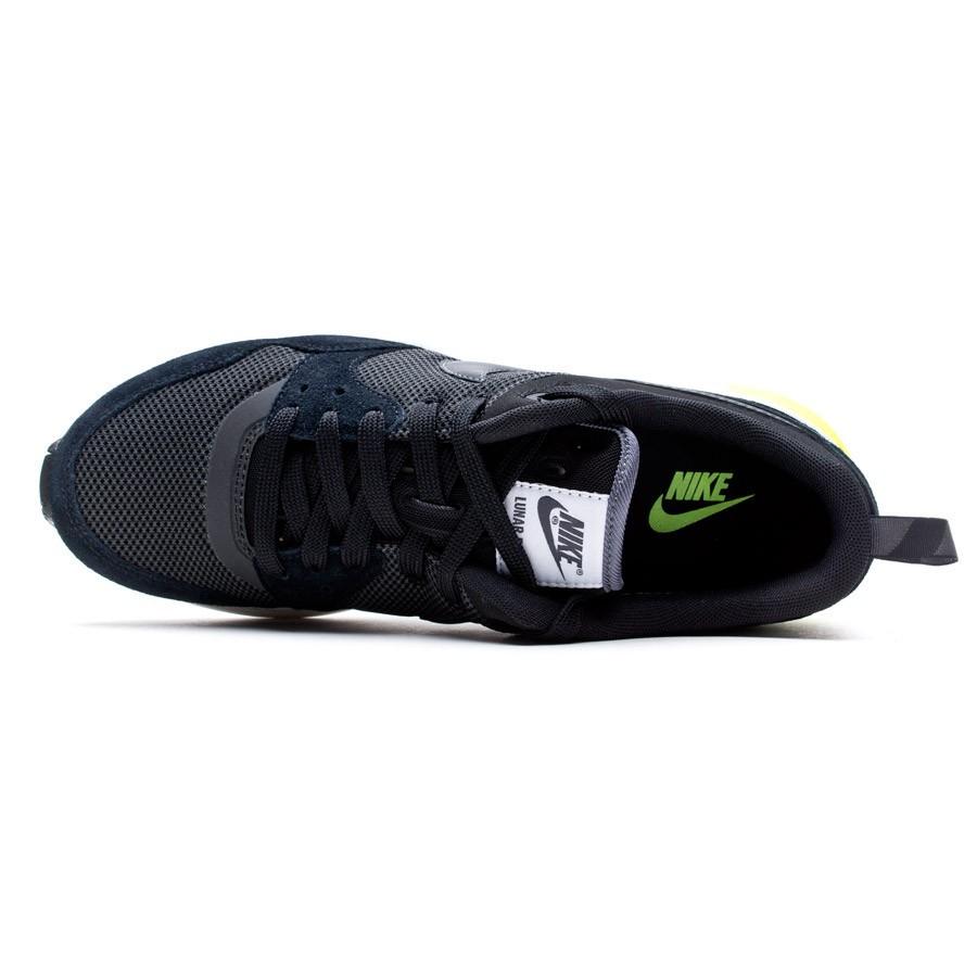 quality design 7b07c 02f32 Trainers Nike Lunar Pegasus 89 Black-Antracita - Football store Fútbol  Emotion