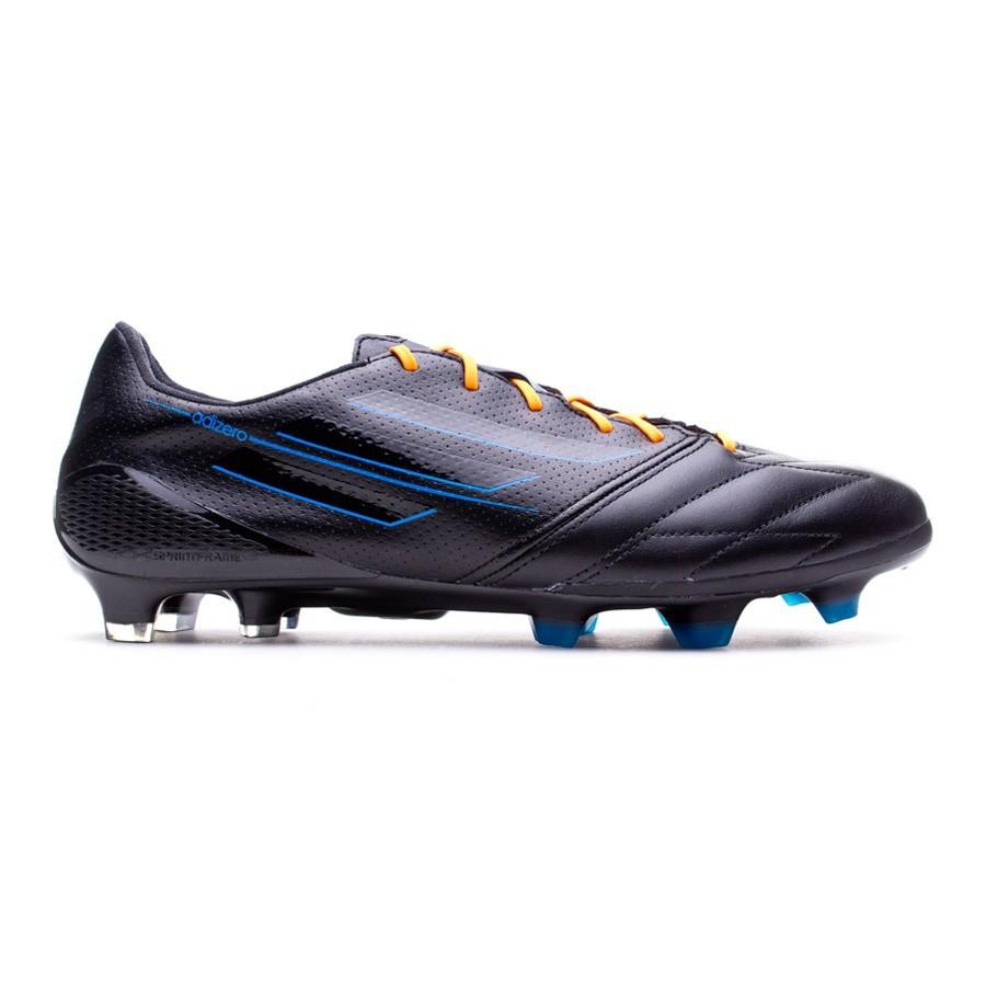 save off 14dec 0118e Zapatos de fútbol adidas adizero F50 TRX FG Piel Exclusiva Black -  Soloporteros es ahora Fútbol Emotion