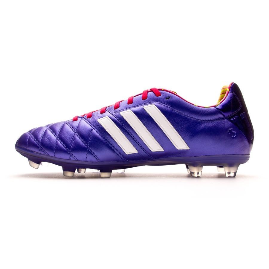 new arrival 832d4 59b6a ... amazon bota de fútbol adidas adipure 11pro trx fg blast purple vivid  berry soloporteros es ahora