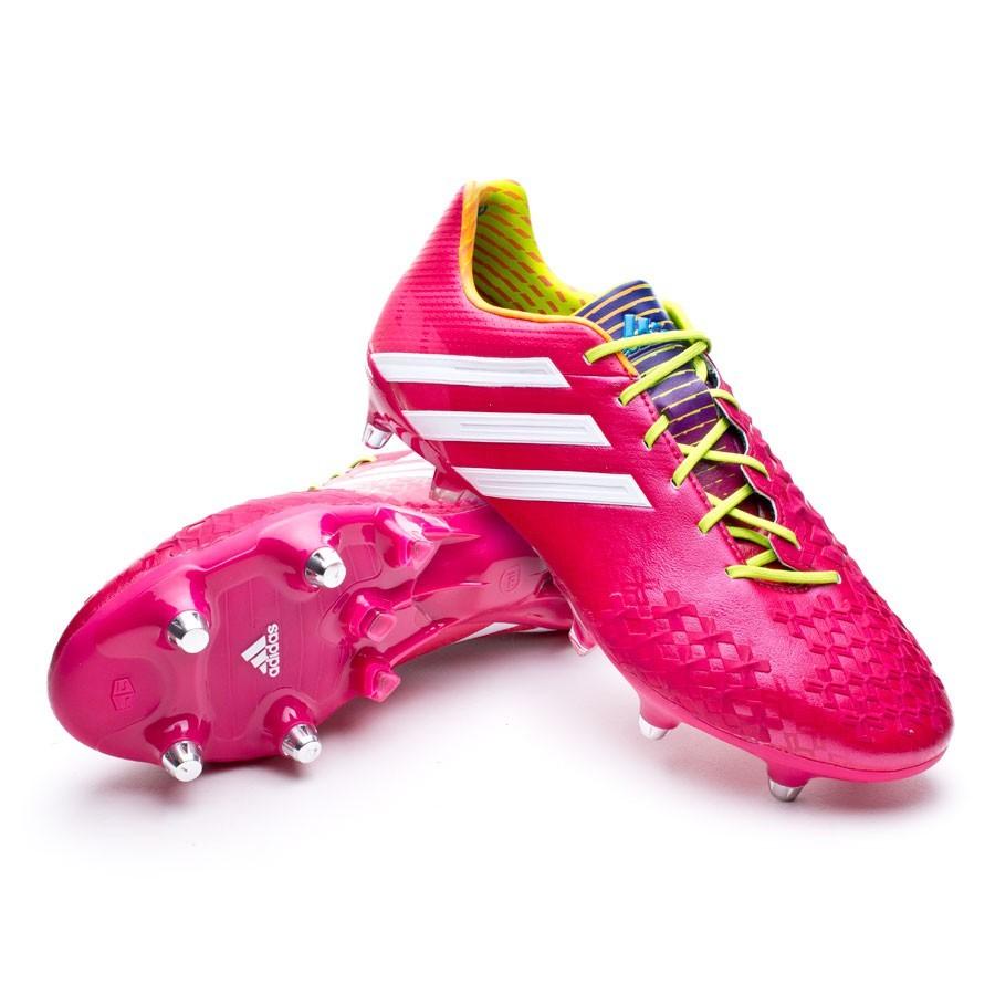 ... cheapest boot adidas predator lz xtrx sg vivid berry solar slime  football store fútbol emotion 2e8d9 d87cedae9ca93