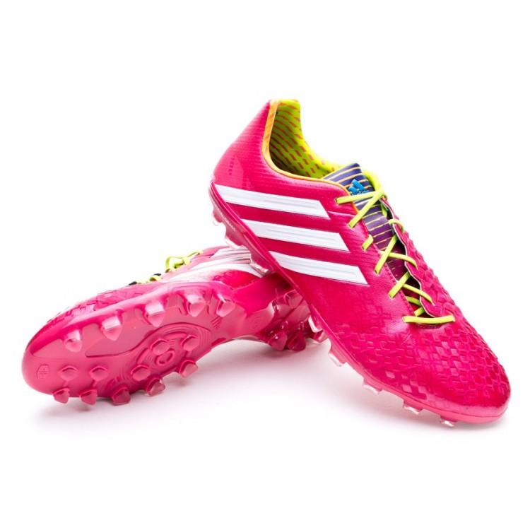 new style c19f4 c965c bota-adidas-predator-lz-trx-ag-vivid-berry-