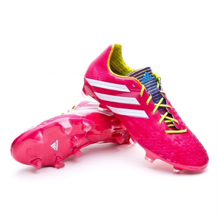 new style 9569d 181dd bota-adidas-predator-lz-trx-fg-vivid-berry-