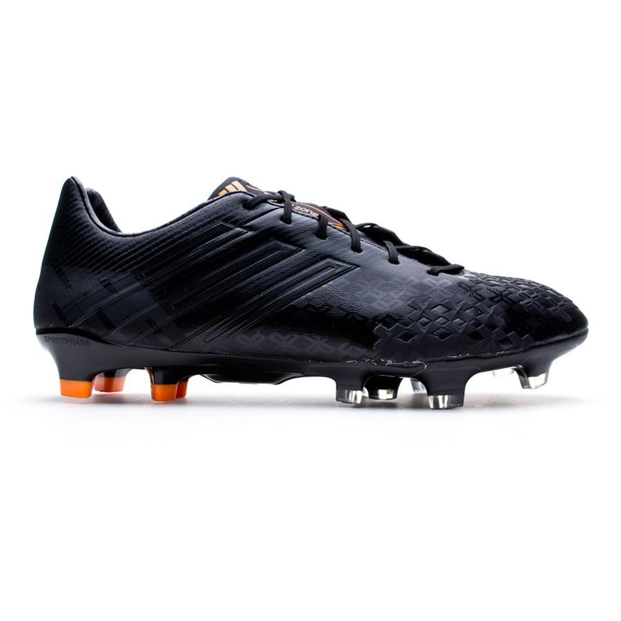 Boot adidas Predator LZ TRX FG Black-Solar zest - Football store Fútbol  Emotion 758203e0271b6