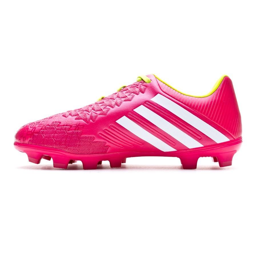 brand new b9bd0 053f9 Football Boots adidas Predator Absolado LZ TRX HG Vivid berry-Solar slime -  Football store Fútbol Emotion