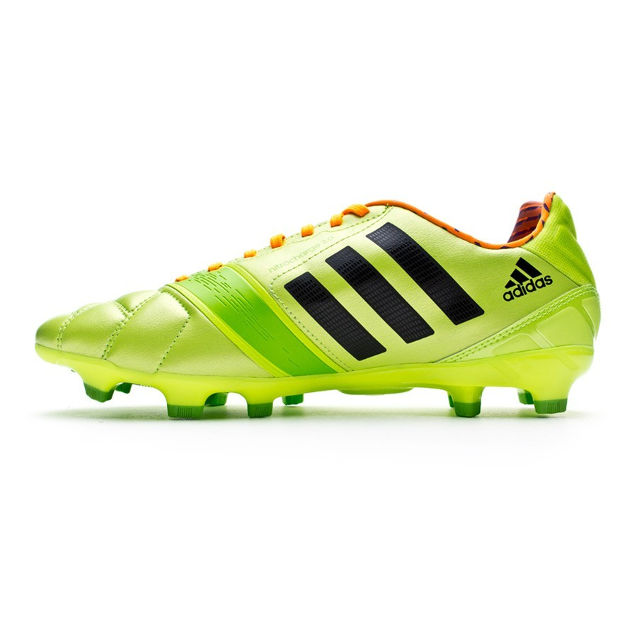282bd19d77 Chuteira adidas Nitrocharge 2.0 TRX FG Solar slime-Solar zest - Loja de  futebol Fútbol Emotion