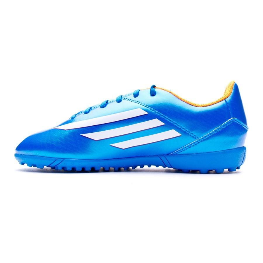 the best attitude 02637 62e9a Boot adidas Jr F5 TRX Turf Solar blue - Soloporteros es ahora Fútbol Emotion