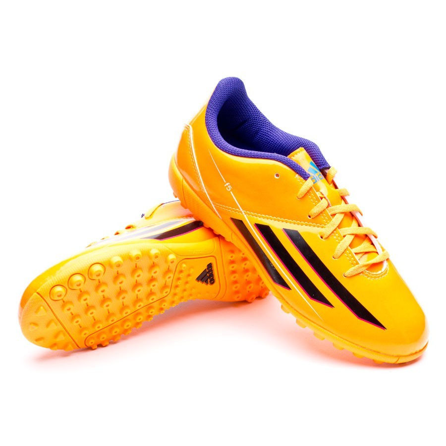zapatillas fútbol sala junior f5 in adidas