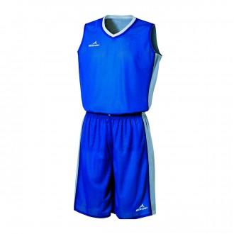 Kit  Mercury Basket Reversible Dallas White-Blue