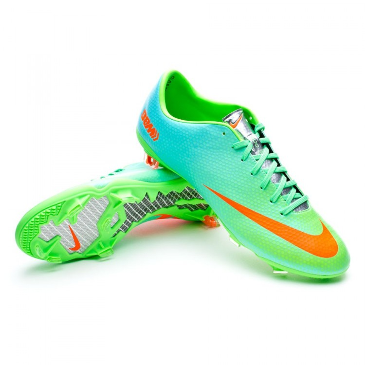 Correspondiente a menor agua  Football Boots Nike Mercurial Vapor IX FG ACC Neo lime - Football store  Fútbol Emotion