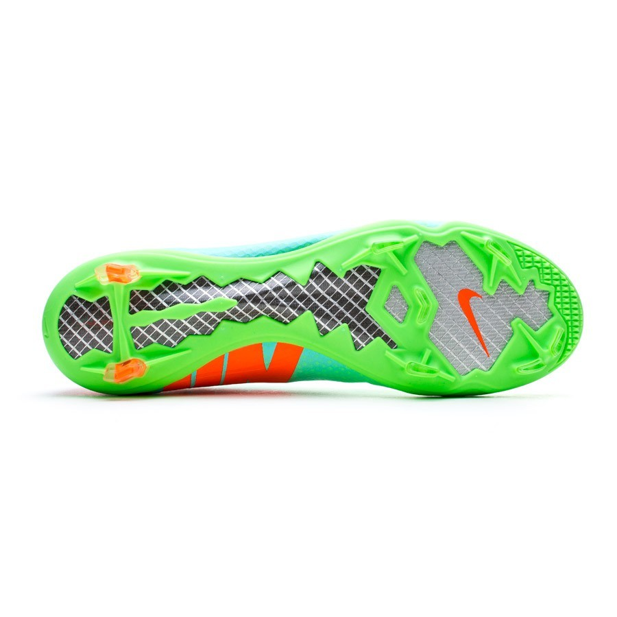 lowest price 47b15 895af Football Boots Nike Mercurial Vapor IX FG ACC Neo lime - Football store  Fútbol Emotion