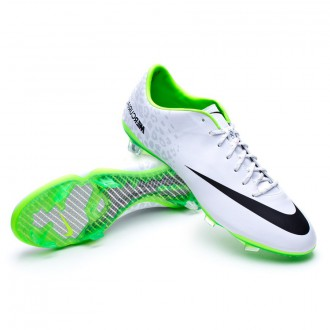 Mercurial Vapor IX REF FG ACC Branco reflector-Electric green
