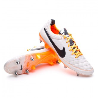 Tiempo Legend V SG-PRO ACC Desert sand-Atomic orange