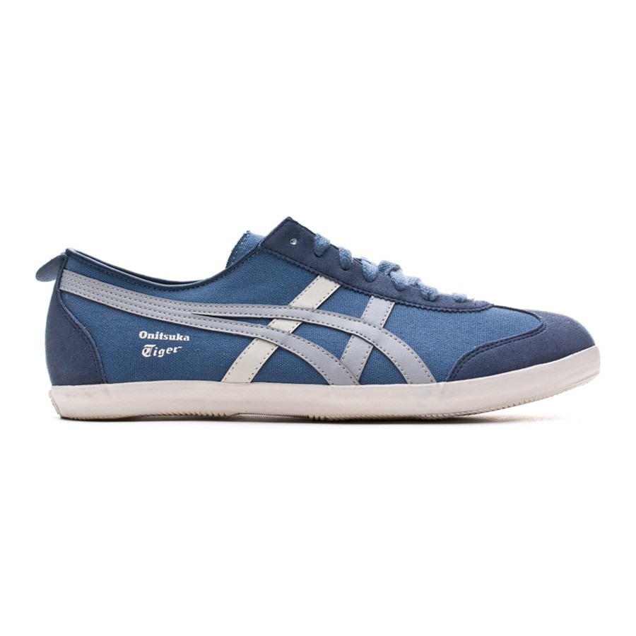 info for 7a796 7d19c Trainers Onitsuka Tiger Mexico 66 Vulc SU Ocean Blue-Grey - Football store  Fútbol Emotion