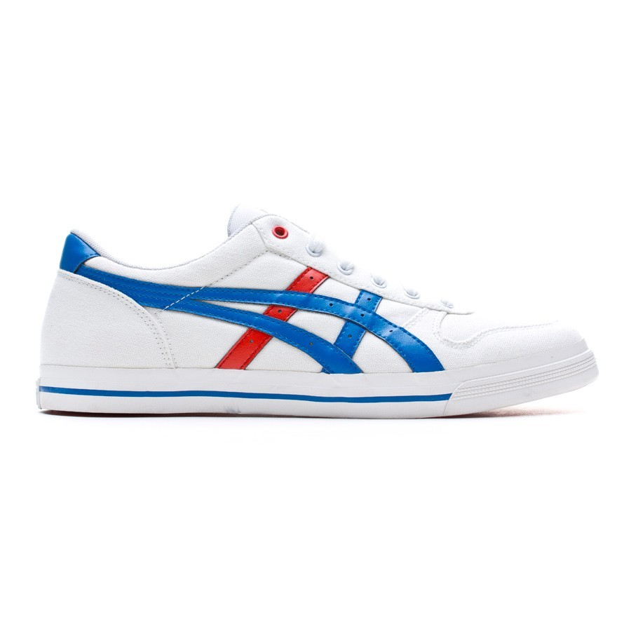 445d9c1b2 Trainers Onitsuka Tiger Aaron CV White-Blue-Red - Football store Fútbol  Emotion