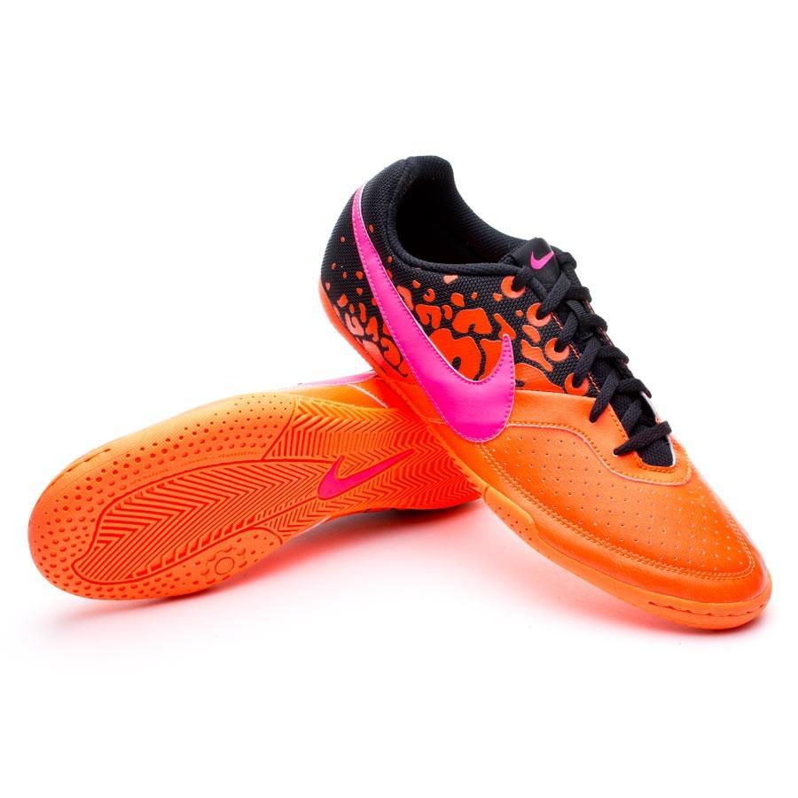 info for 67e95 36584 Tenis Nike Elastico II Niño Naranja-Rosa - Soloporteros es ahora Fútbol  Emotion