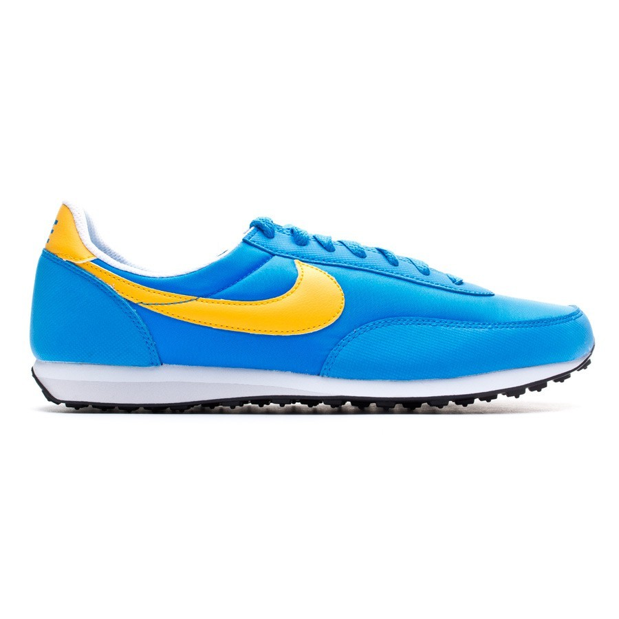 timeless design fd1bd 5c96b Zapatilla Nike Elite SI Azul-Amarilla - Tienda de fútbol Fút