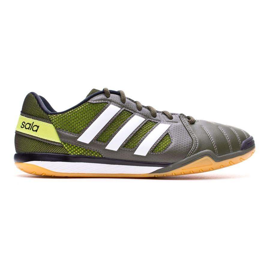 a1a5fe207d Zapatilla adidas Top Sala Verde Militar - Tienda de fútbol Fútbol Emotion