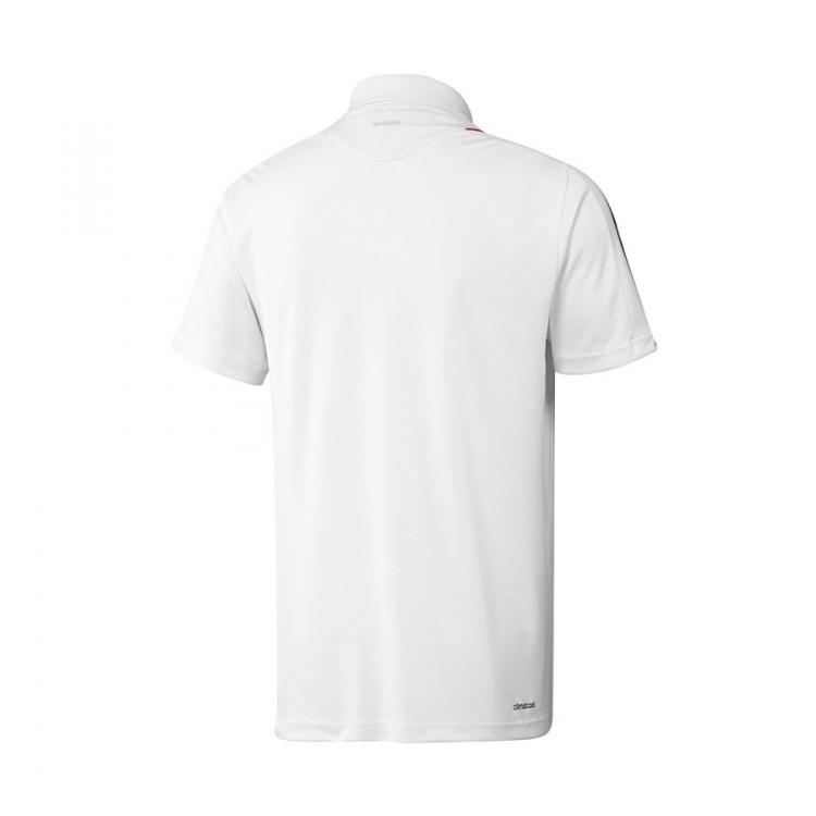Polo Fútbol Response Soloporteros Ahora Blanco Es Negro Cl Adidas r4RWnqFcAr