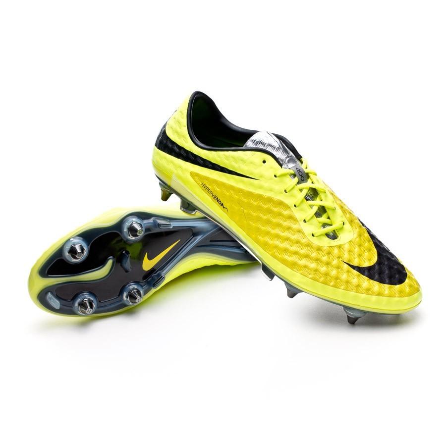 Bota de fútbol Nike Hypervenom Phantom SG-Pro ACC Vibrant yellow-Volt ice -  Tienda de Fútbol. Soloporteros es ahora Fútbol Emotion