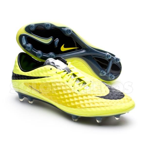 7c03fdcd1 Football Boots Nike Hypervenom Phantom FG Vibrant yellow-Volt ice - Tienda  de fútbol Fútbol Emotion