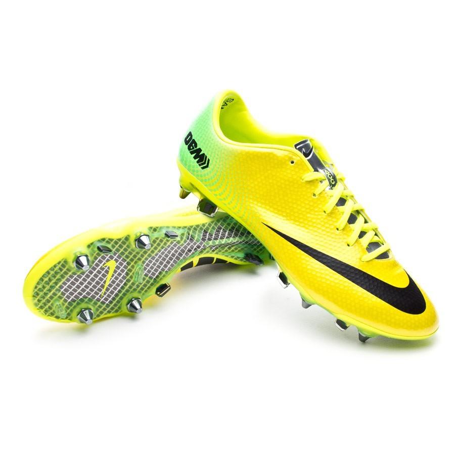 Chuteira Nike Mercurial Vapor Ix Sg Acc Profissional 1magnus ... baf979a233a18