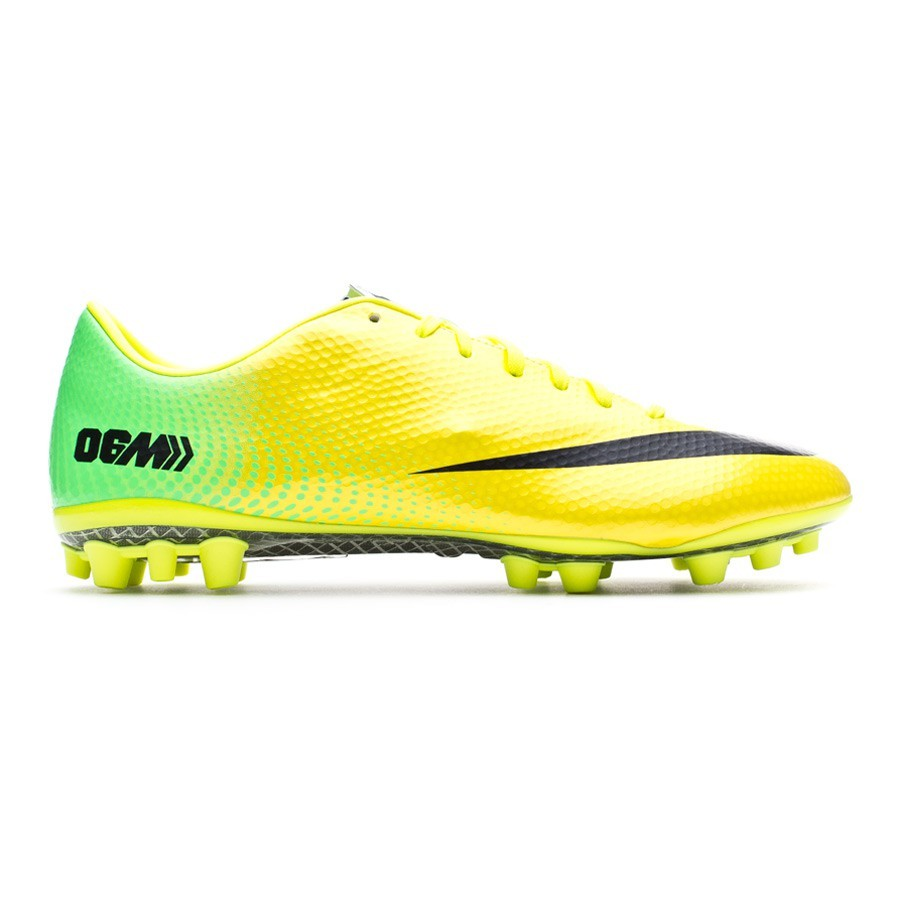 6780f852958 Football Boots Nike Mercurial Vapor IX AG ACC Fast Forward ´06 Vibrant  yellow-Neo lime - Tienda de fútbol Fútbol Emotion