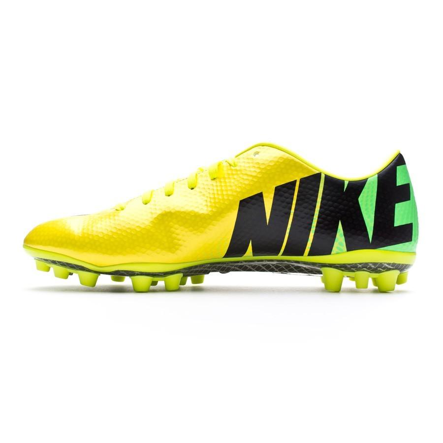 9a130b044103 Football Boots Nike Mercurial Vapor IX AG ACC Fast Forward ´06 Vibrant  yellow-Neo lime - Tienda de fútbol Fútbol Emotion