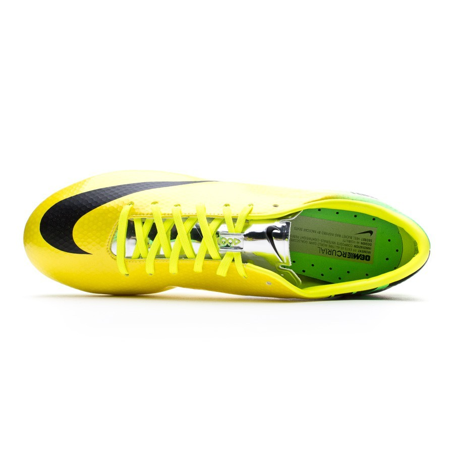 f11de0937 Football Boots Nike Mercurial Vapor IX AG ACC Fast Forward ´06 Vibrant  yellow-Neo lime - Tienda de fútbol Fútbol Emotion
