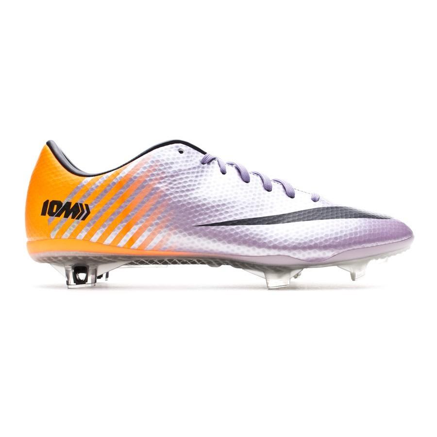 a25a4cd131bb Football Boots Nike Mercurial Vapor IX FG Metallic-Orange - Football store  Fútbol Emotion