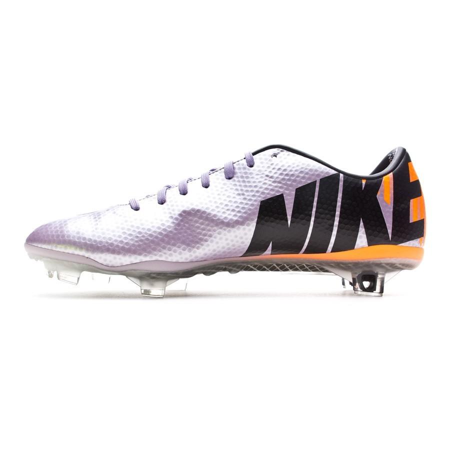 size 40 22c77 cf28d Zapatos de fútbol Nike Mercurial Vapor IX FG ACC Fast Forward ´10 Metallic- Naranja - Soloporteros es ahora Fútbol Emotion