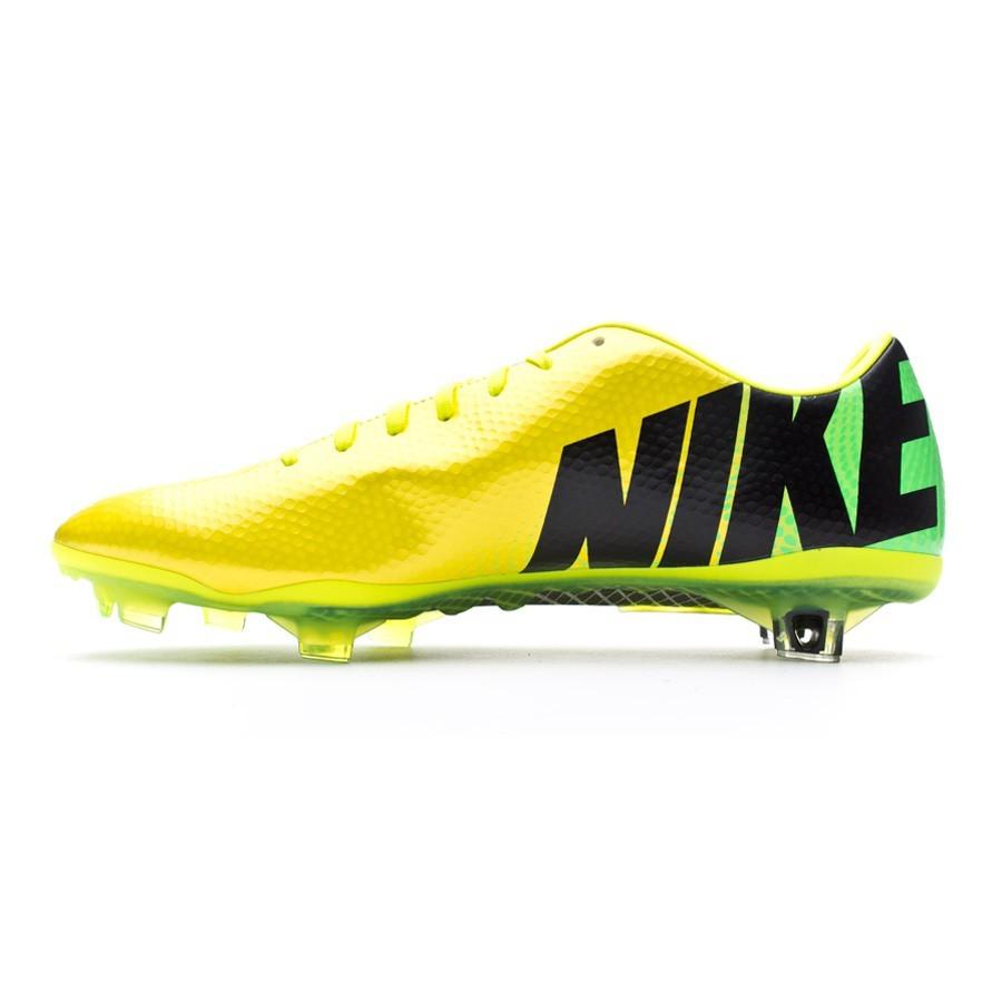 062af0edd Football Boots Nike Mercurial Vapor IX FG ACC Fast Forward ´06 Vibrant  yellow-Neo lime - Football store Fútbol Emotion